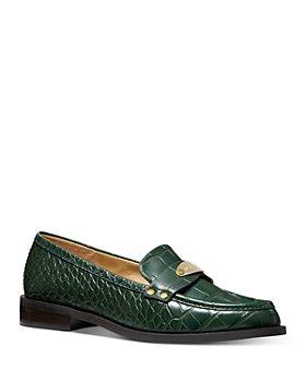 MICHAEL Michael Kors - Women's Finley Loafer Flats