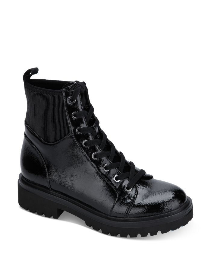 Kenneth Cole Women's Rhode Lace Up Boots     Bloomingdale's