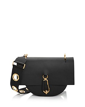 ZAC Zac Posen - Belay Medium Leather Saddle Shoulder Bag