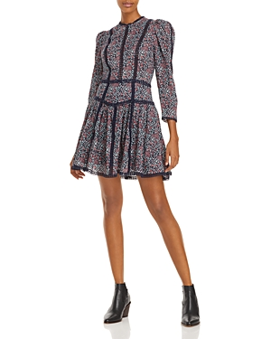La Vie Rebecca Taylor Lilou Dress-Women