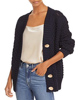 3.1 Phillip Lim - Chunky Cable Cardigan