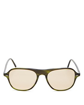 Oliver Peoples - Unisex Nilos Square Sunglasses, 53mm