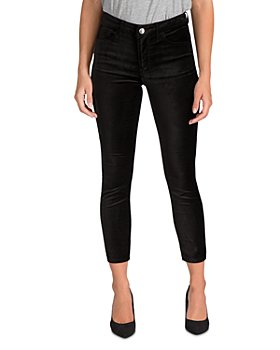 7 For All Mankind - Velvet Skinny Pants