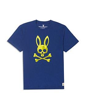 Psycho Bunny - Boys' Fremlin Cotton Tee - Little Kid, Big Kid