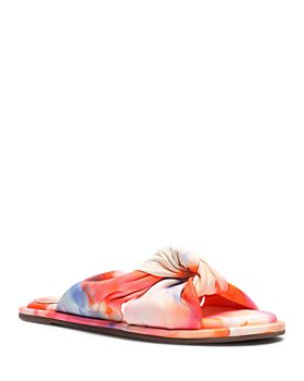 SCHUTZ - Women's Leny Tie Dyed Sandals