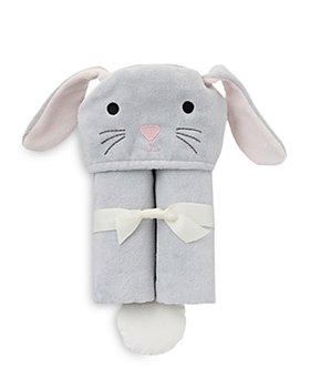 Elegant Baby - Unisex Bunny Bath Wrap - Baby