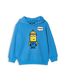 8-Bit by Mostly Heard Rarely Seen - Boys' Cotton Graphic Hoodie - Little Kid, Big Kid