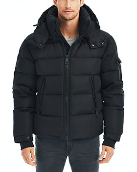 SAM. - Glacier Quilted Down Coat