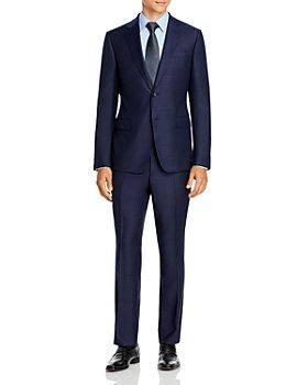 Zegna - Drop 8 Sharkskin Slim Fit Suit