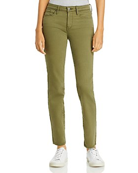 NYDJ - Sheri Slim Jeans in Straw