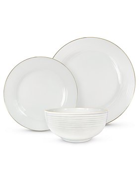 Godinger - Saba Gold 18 Piece Dinnerware Set - 100% Exclusive