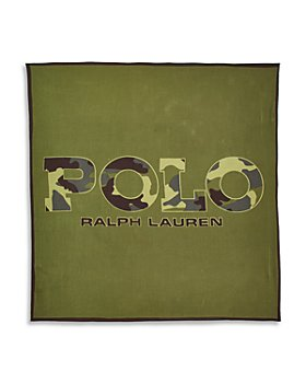 Polo Ralph Lauren - Camo Text Bandana