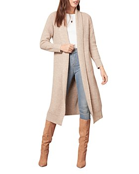 cupcakes and cashmere - Tabitha Open Front Cardigan