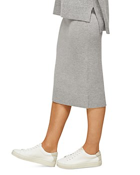 Whistles - Merino Wool Tube Skirt