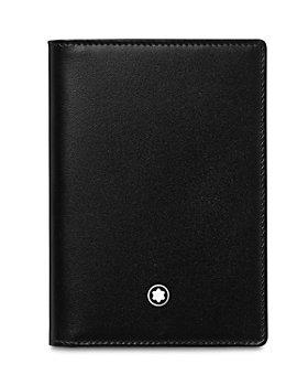 Montblanc - Meisterstück Bi Fold Business Card Holder