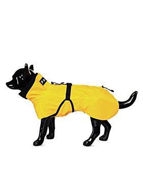 """PAIKKA - Visibility Dog Raincoat, 16"""""""