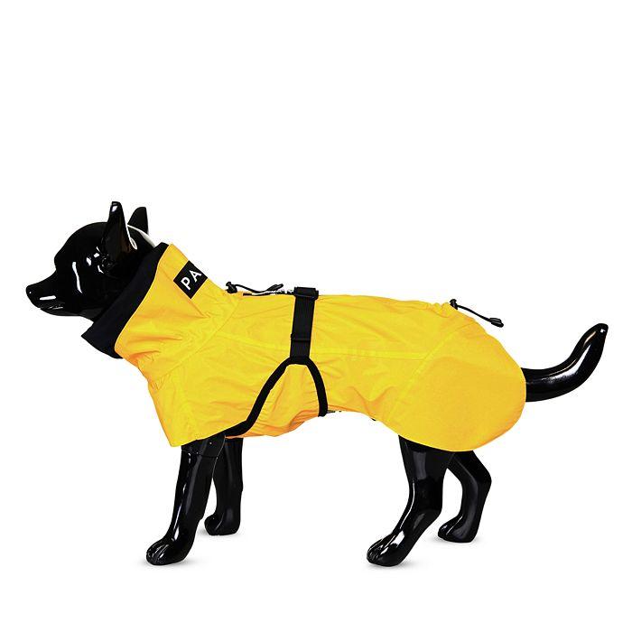"""PAIKKA - Visibility Dog Raincoat, 14"""""""