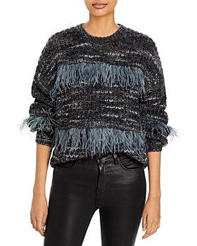 Cinq à Sept - Melissa Fringe Sweater