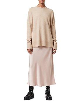 ALLSAINTS - Darla Two In One Slip Dress