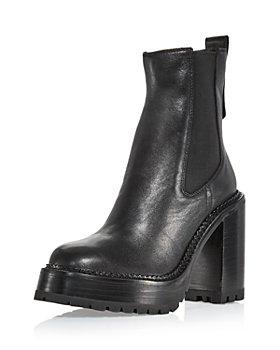 AQUA - Women's Rouge High Heel Booties - 100% Exclusive