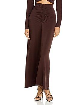 A.L.C. - Aureta Ruched A Line Skirt