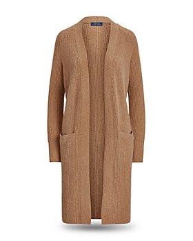 Ralph Lauren - Wool-Blend Ribbed Cardigan