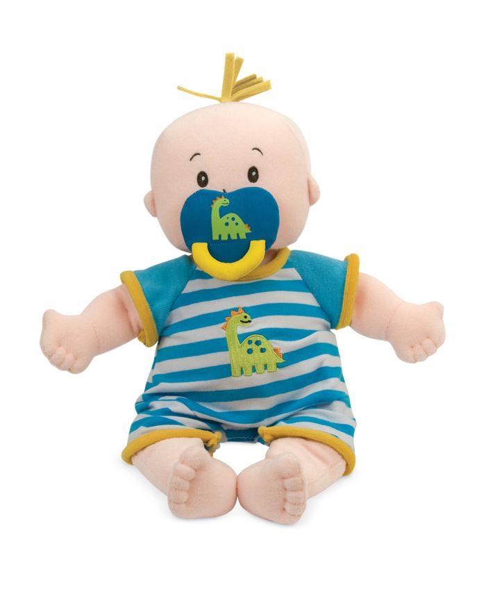 Manhattan Toy Baby Stella Boy Soft Nurturing First Baby Doll - Ages 12 Months+    Bloomingdale's
