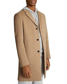 REISS - Gable Epsom Wool Blend Overcoat