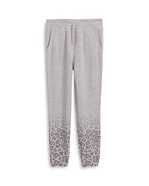Splendid Girls\\\' Girls\\\' Ombre Leopard Print Jogger Pants - Big Kid-Kids