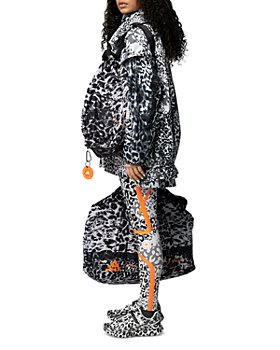 adidas by Stella McCartney - TruePace Animal Print Leggings