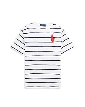 Ralph Lauren - Boys' Striped Cotton Tee - Big Kid