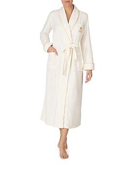 Ralph Lauren - Dalton Plush Long Wrap Robe