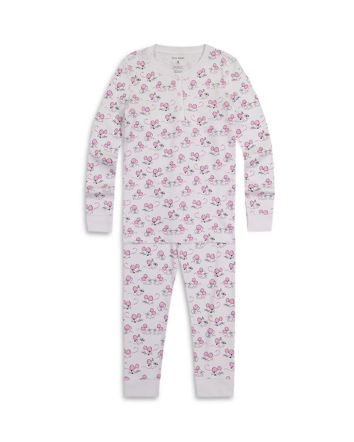 Roller Rabbit Unisex Gym Rats Pajama Set, Little Kid, Big Kid - 100% Exclusive  | Bloomingdale's
