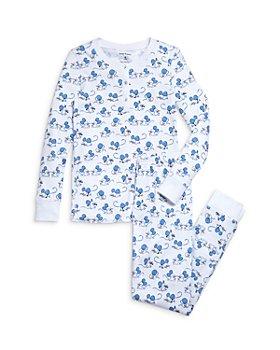 Roller Rabbit - Unisex Gym Rats Pajama Set, Little Kid, Big Kid - 100% Exclusive
