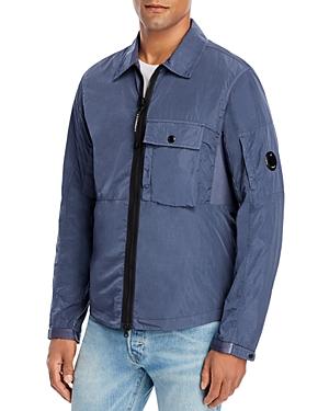 C.p. Company Zip Overshirt-Men