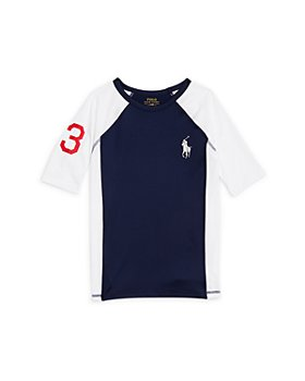 Ralph Lauren - Boys' Color Block Sun Shirt - Little Kid