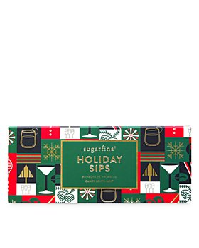 Sugarfina - Holiday Sips Bento Box Gummy Candy