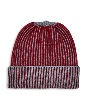 The Men's Store at Bloomingdale's - Ribbed Knit Hat - 100% Exclusive