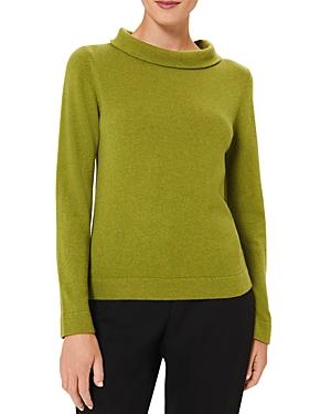 Hobbs London Audrey Wide Neck Sweater