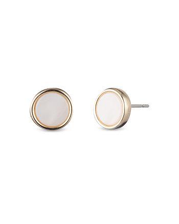 Ralph Lauren - Mother-of-Pearl Stud Earrings