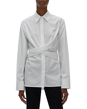 Helmut Lang - Wrap Shirt