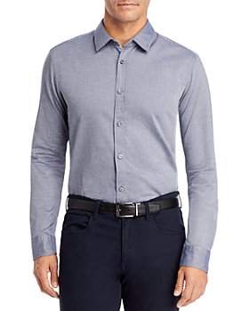 BOSS - Ronni Slim Fit Stretch Button Down