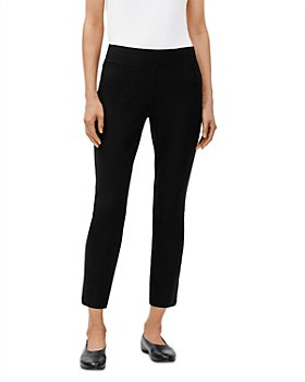 Eileen Fisher - Slim Cropped Pants