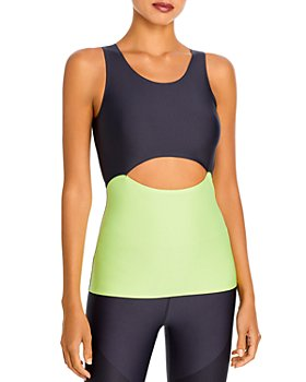 PUMA - Forever Luxe Cut-Out Tank