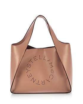 Stella McCartney - Laser Cut Logo Crossbody Bag