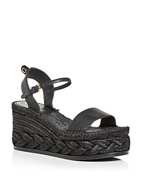 Salvatore Ferragamo - Women's Thea Espadrille Wedge Platform Sandals