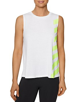 Betsey Johnson - Striped Muscle Tank Top (47% off) – Comparable value $38
