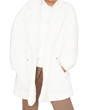 Recycled Teddy Coat