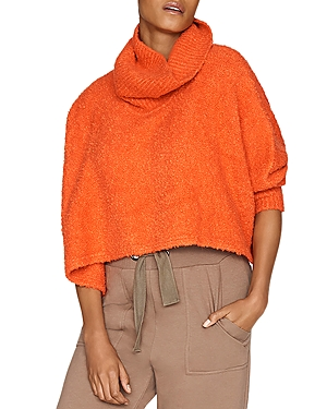 Eco Cropped Pullover