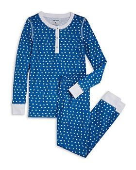 Roller Rabbit - Unisex Cotton Starry Night Pajamas - Little Kid, Big Kid